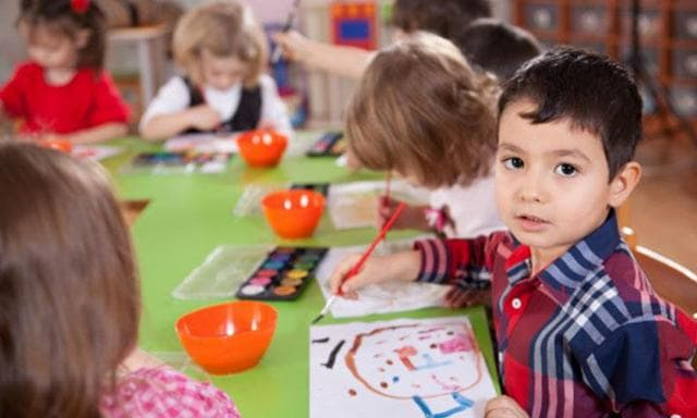 Day care tops $170 a day: Private schools cost less than early childcare fees