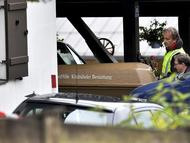 Ex Boyfriend Kills Family Of Former Girlfriend In Austrian