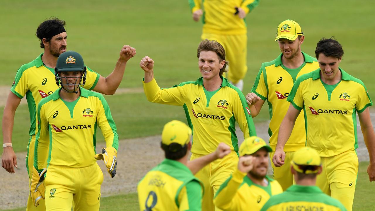 A huge series win for Australia.