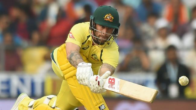 Matthew Wade is in Tasmania's squad for the JLT One-Day Cup.