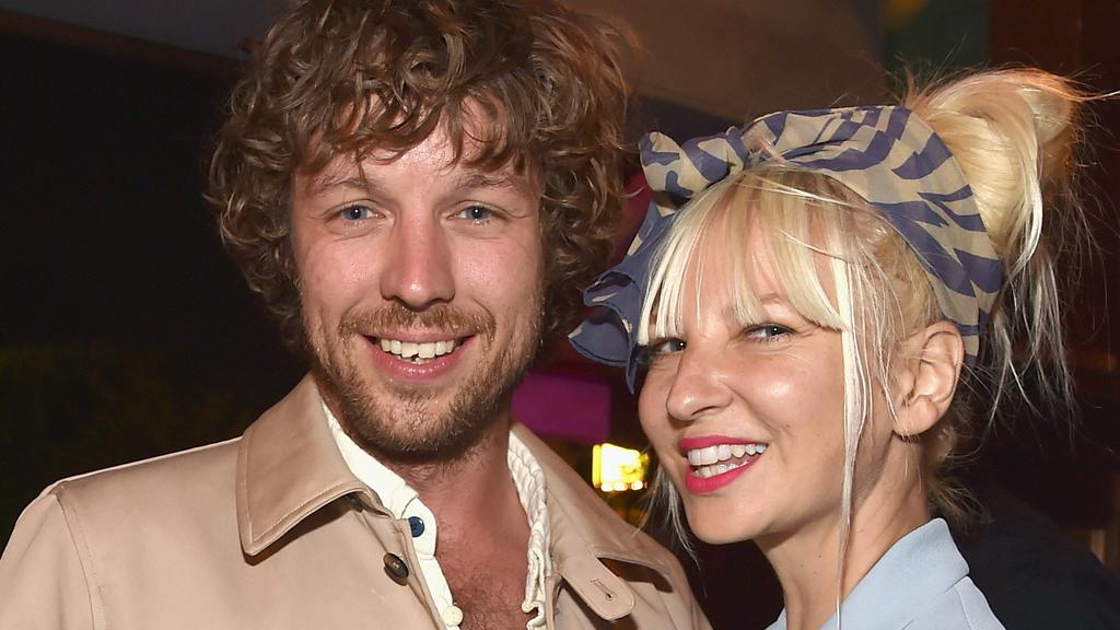 Sia was married to filmmaker Erik Lang from 2014 to 2016. Picture: Getty Images.