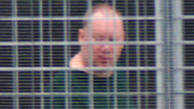 Martin Bryant pictured in Risdon Prison, Hobart, in 2015. Picture: Gary Ramage