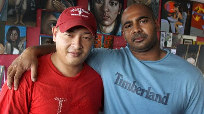 Authorities say Andrew Chan and Myuran Sukumaran have exhausted all of their appeal options. Picture: Supplied