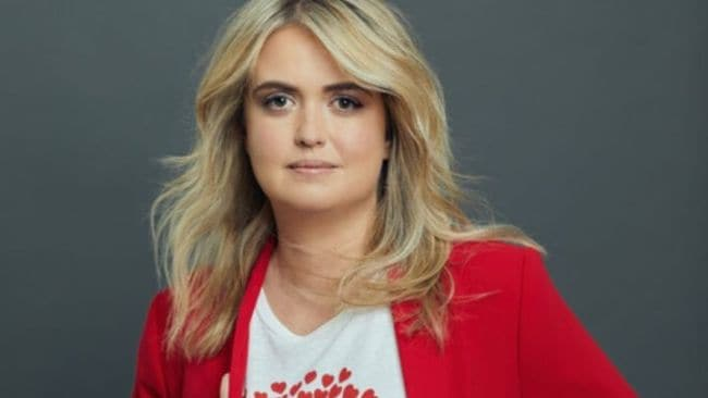 Elena Favilli is the co-founder and CEO of the cultural media engine that is Rebel Girls. Image: Supplied