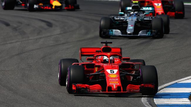 F1 teams question Ferrari: Rivals suspicious over engine