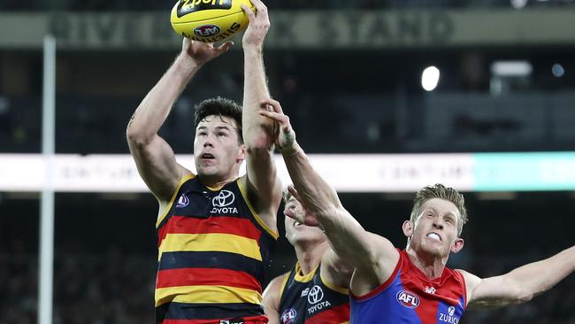 The Blues landed Mitch McGovern. Picture: Sarah Reed