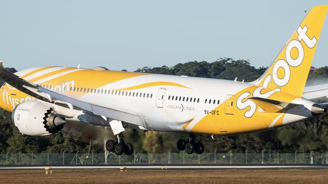 Scoot have flights to Europe from $309