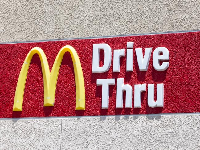 The generous act took place in a McDonald's drive-through in Tennessee. Picture: iStock