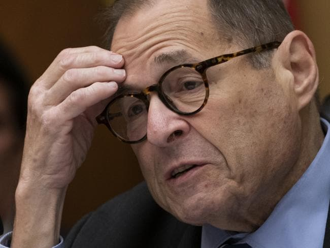 House Judiciary Committee Chairman Jerrold Nadler. Picture: AP
