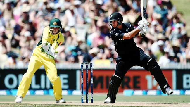 CA has been forced to pull the plug on a three match ODI series against New Zealand.