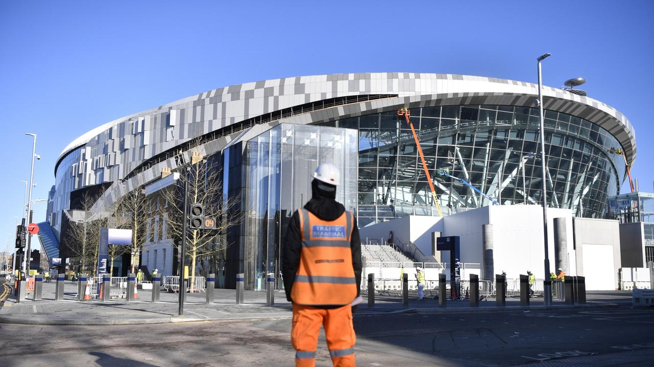 Tottenham chiefs have slammed Richard Keys' accusations that they were going to re-name White Hart Lane 'The Nike Stadium'.
