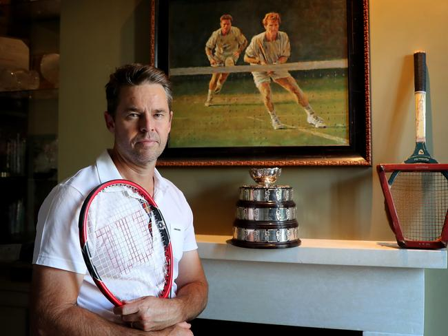 Australian Tennis great Todd Woodbridge calls for tennis players to unite for rule changes.