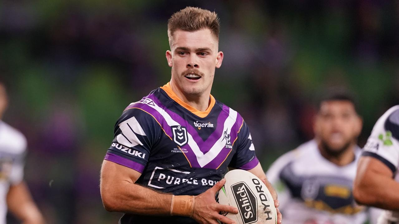Ryan Papenhuyzen has been on fire for the Storm at fullback.