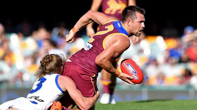 The Lions also have a prime-time home game against North Melbourne. Picture: Getty Images