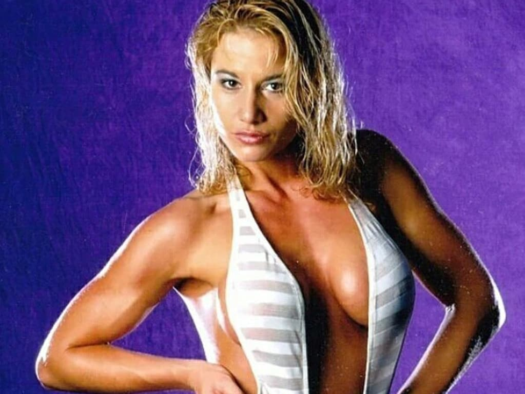 Tammy Sytch, who formerly wrested for WWE under the name 'Sunny'.