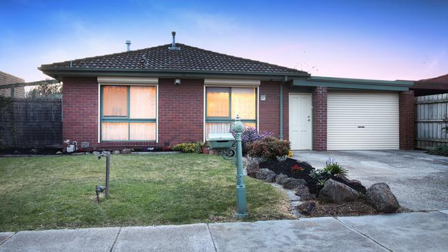 57 Lenoak St, Gladstone Park, is in the most affordable suburb to ever make Melbourne's top ten in demand suburbs according to realestate.com.au