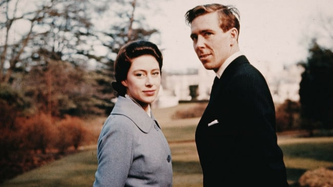 Princess Margaret and her husband Tony Armstrong-Jones, Lord Snowdon. Photo: Getty