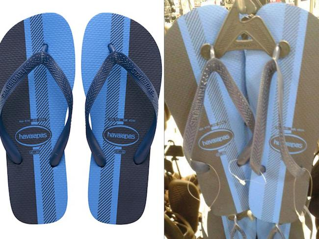 the latest new lifestyle 2018 shoes What colour are these thongs? Havaianas just spoiled our fun ...