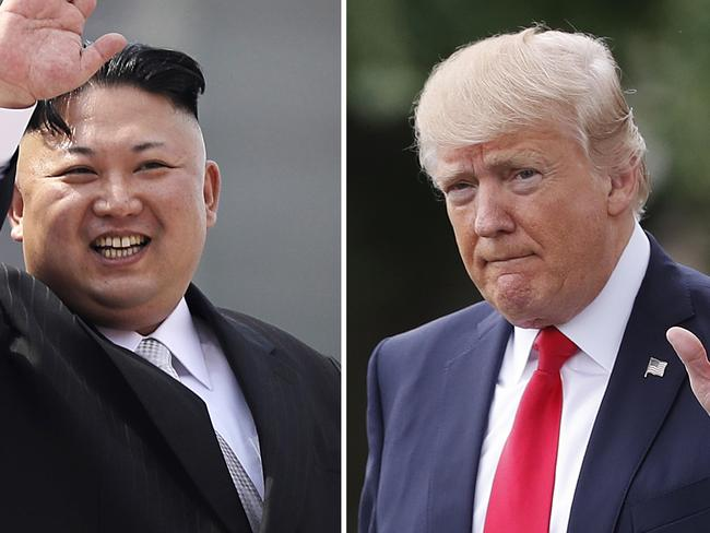North Korea was a major topic of discussion at the G20 summit. Picture: AP