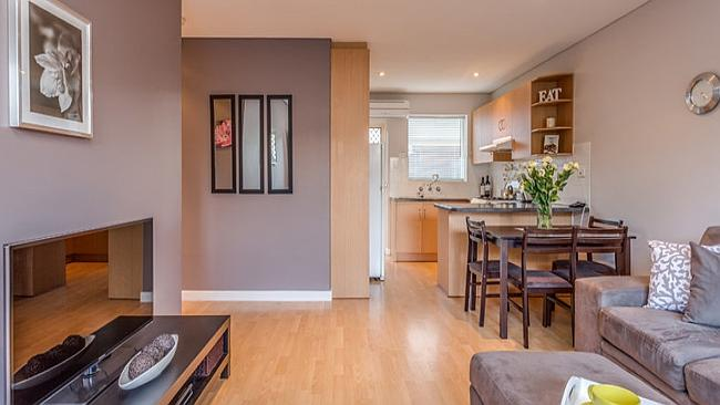 AN apartment at Norma St, Mile End has gone under contract. It had an asking price of $289,000. It is close to cafes, restaurants, shops and public transport. Picture: realestate.com.au