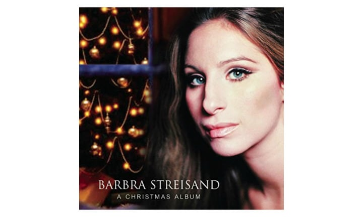 barbra streisand a christmas album in this - Best Christmas Albums Of All Time