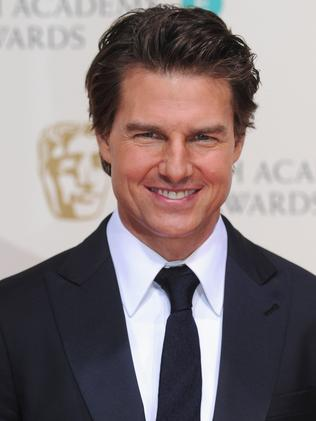 Tom Cruise hasn't changed much in 30 years. Picture: Getty