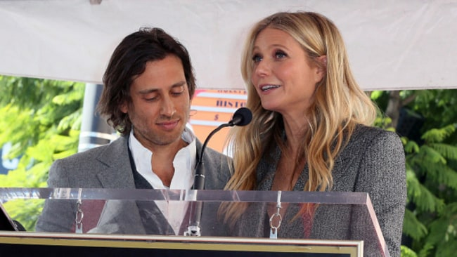 Gwyneth and Brad's relationship solution probably isn't attainable for most of us. Source: Getty Images
