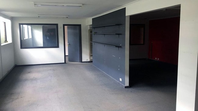 Inside the property prior to its latest lease.
