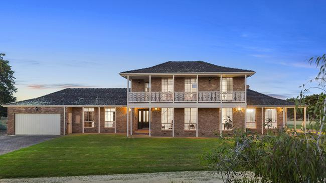 1701-1739 Barwon Heads Rd, Connewarre, might just be home to Victoria's best backyard cricket pitch.