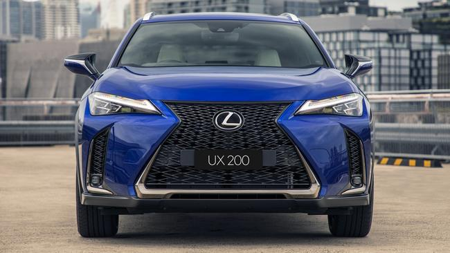 New Lexus Ux Review Small Suv Brings Plenty Of Standard Equipment