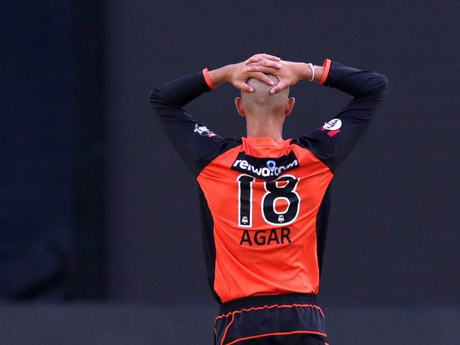The Scorchers season has been tough to watch.