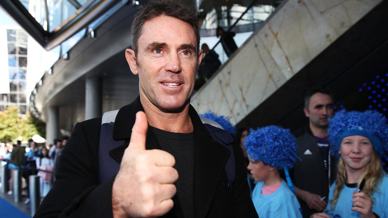 Brad Fittler has defended his live cross during Origin III. (Photo by Matt King/Getty Images)