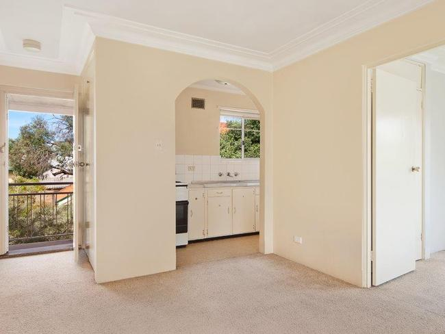 Property No.4 ... Manly apartment purchased in March 2014 for $520,000. Current Value $570,000.