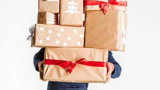 We're leaving it later and later to buy our Christmas presents. Picture: iStock