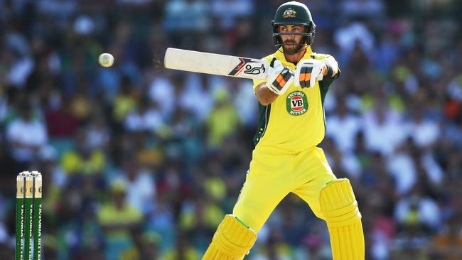 Glenn Maxwell's attitude to training was questioned by Australian captain Steve Smith after he was dropped from the ODI squad.