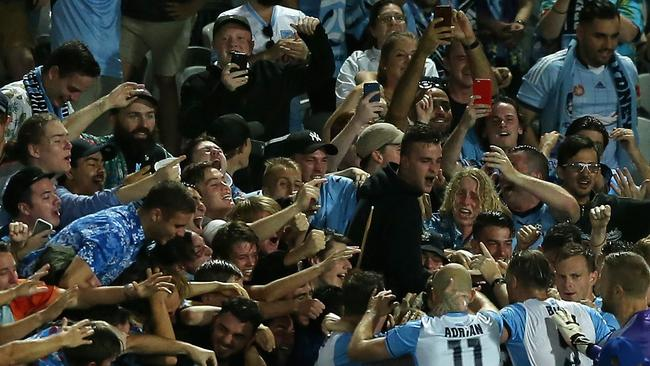 A-League fans wanting expansion have much to cheer about.