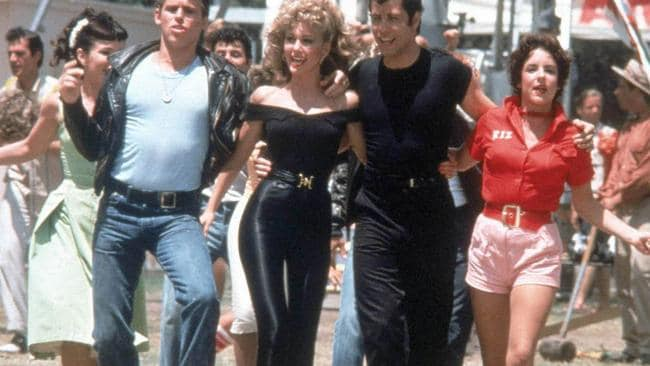 Newton-John will auction off the iconic pants she wore in  <i>Grease.</i> Picture: Supplied