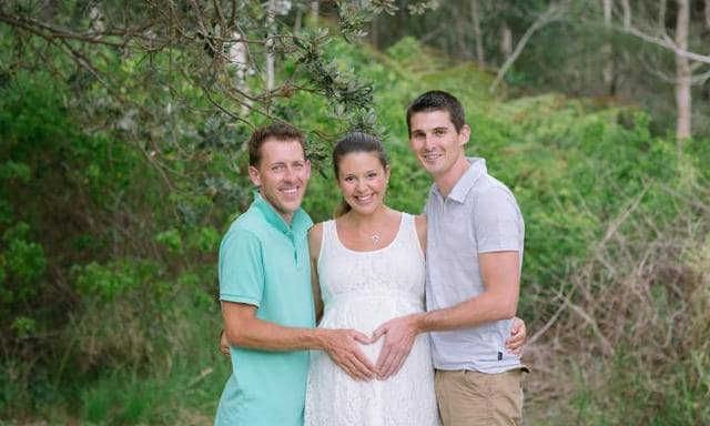 Surrogate's precious gift: One mum's remarkable story of love