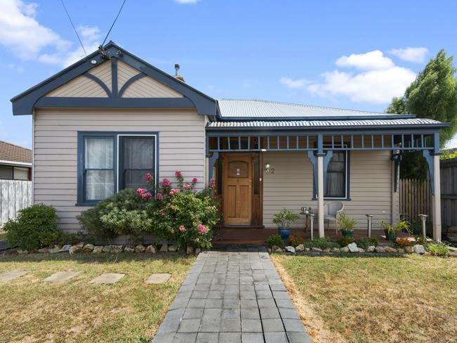 No.2 Johnston Street, Moonah was sold by Fall Real Estate in March for $465,000.