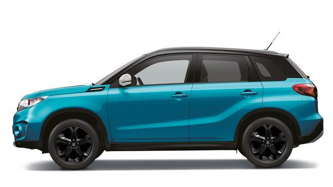 Suzuki Vitara.