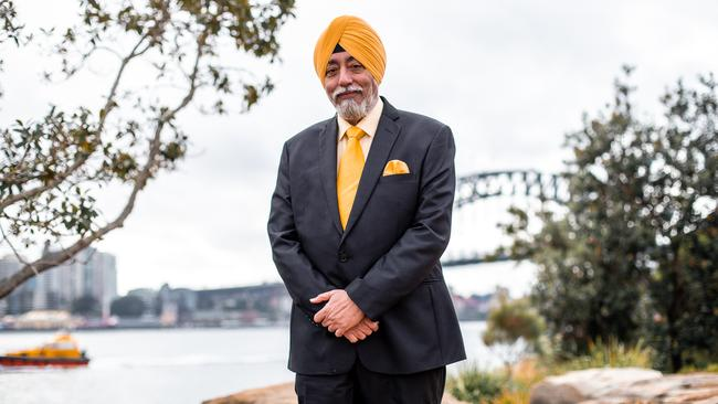 Manjit Gujral who owns Manjit's restaurants across Sydney, is feeling the pinch of the strict migration laws, which he says is affecting the hospitality industry.