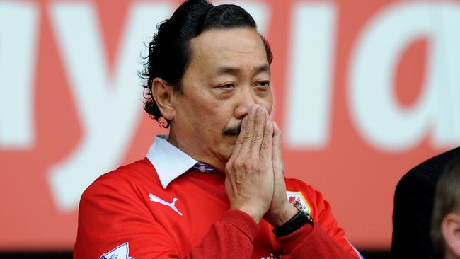 Vincent Tan showed the pitfalls of foreign ownership last season at Cardiff City.