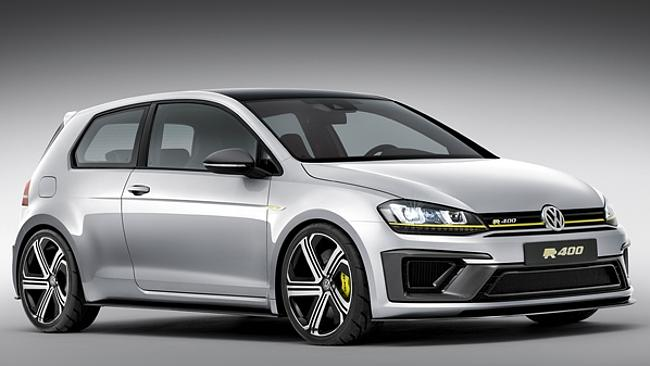 volkswagen s golf r 400 has been given the green light for production. Black Bedroom Furniture Sets. Home Design Ideas
