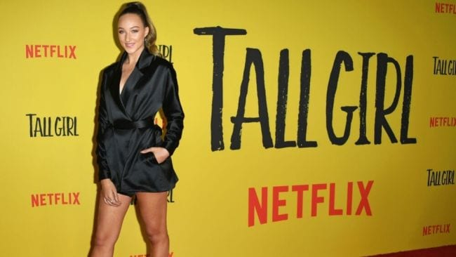 Ava Michelle plays Jodi in Tall Girl. Image: Getty Images.