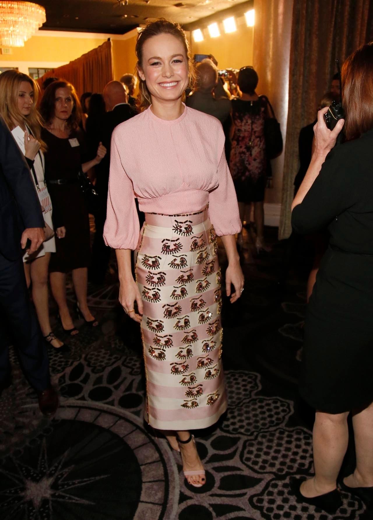 10 best dressed: Brie Larson wins the week