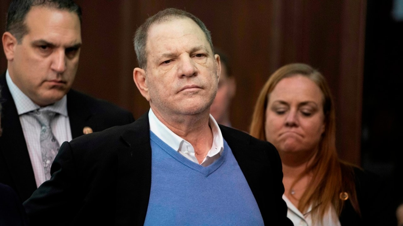 Jury selected for Weinstein trial in US