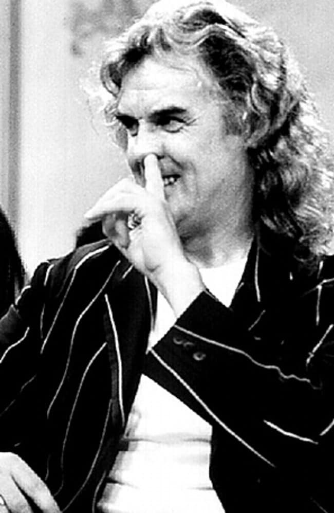 Billy Connolly fans have flocked to Twitter to praise the comedian for his long career. Picture: Supplied
