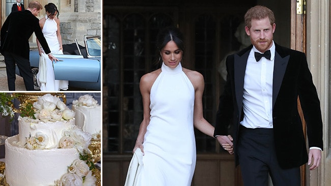 b67aff2d3f24 The newly married Duke and Duchess of Sussex