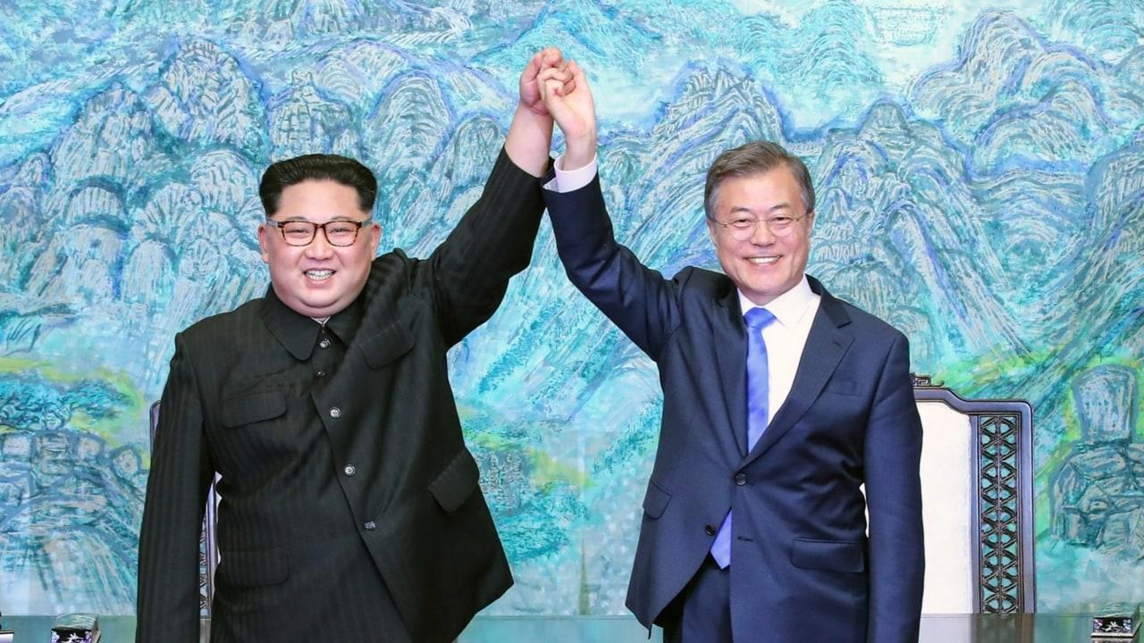 Kim Jong Un returns to North Korea following historic summit