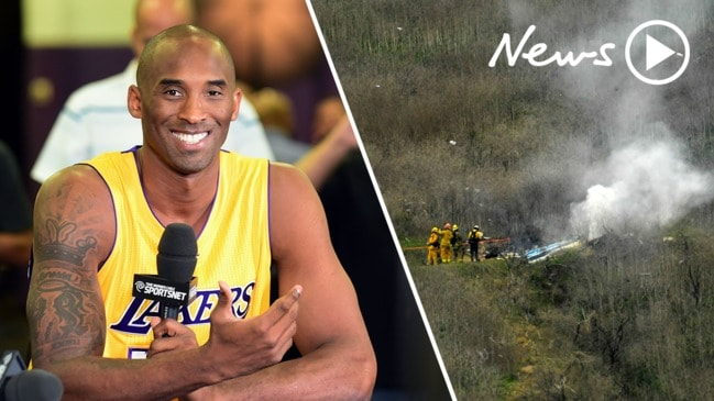 Kobe Bryant dies in helicopter crash: Chilling 911 audio after fatal accident